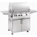 Picture of Firemagic Aurora A660S Cabinet Gas Grill With Single Side Burner