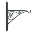 Picture of 18'' Wrought Iron Fireplace Crane