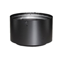 """Picture of 6"""" Dura-Vent 8680 - Stove Top Adapter DVL Double Wall Black Pipe"""