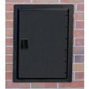 "Picture of Fire Magic 23918 Legacy 18"" x 12"" Door, Black"