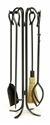 Picture of Hearth Hooks Tool Set - Graphite