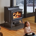 Picture of Liberty II NexGen-Fyre Wood Stove